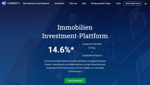 ReInvest24 - Immobilien-Investments