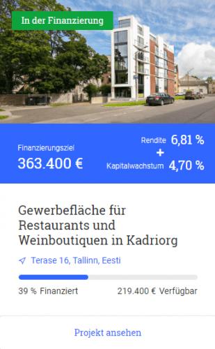 Buy to let Kredit - Immobilien Projekt Reinvest24